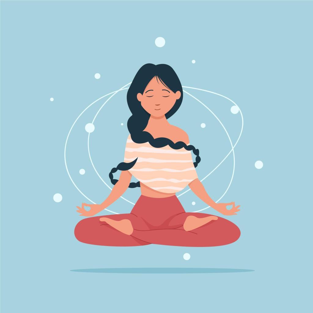 覺察減壓對於關節炎也有減輕疼痛的效果
